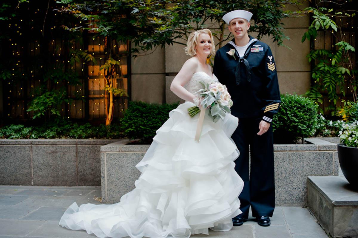 Westin-Navy-Wedding