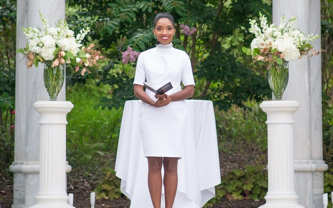 NYC Officiant Married by REV ROXY