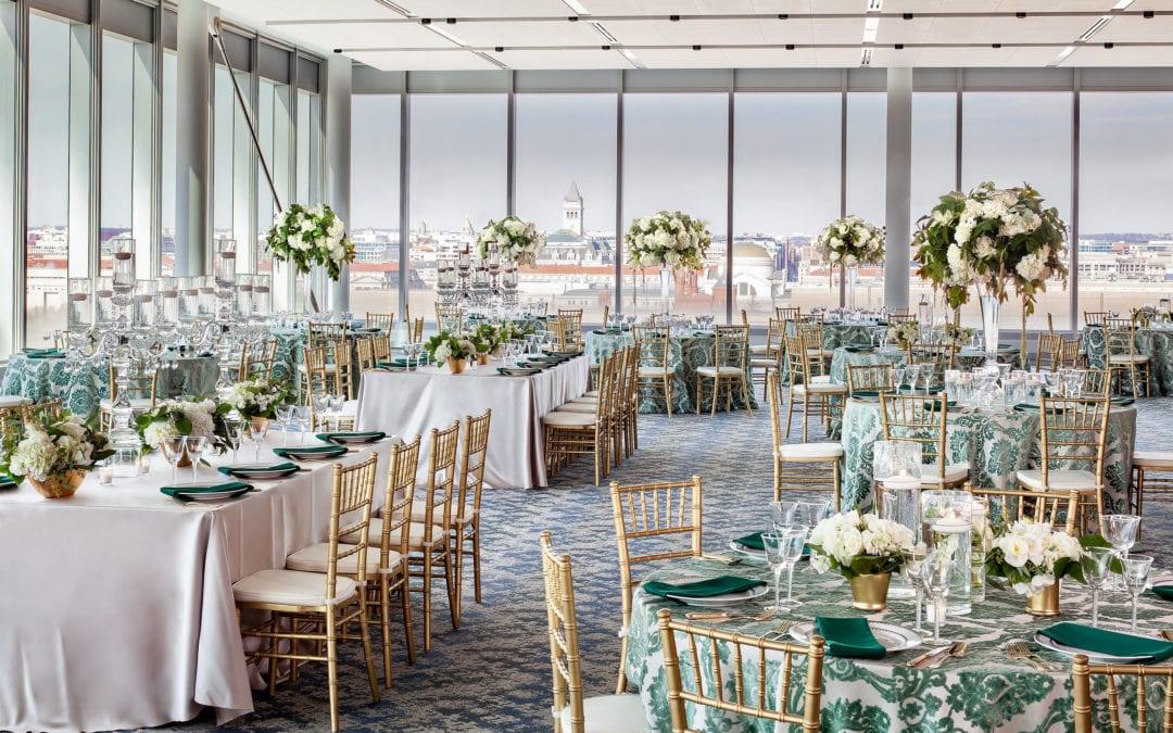 DC Wedding Venue: The International Spy Museum