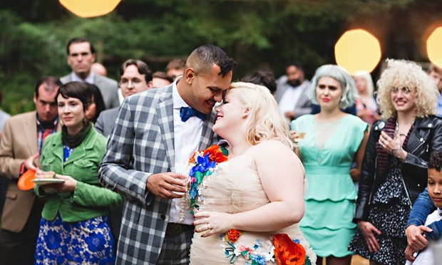 My wedding was perfect – and I was fat as hell the whole time