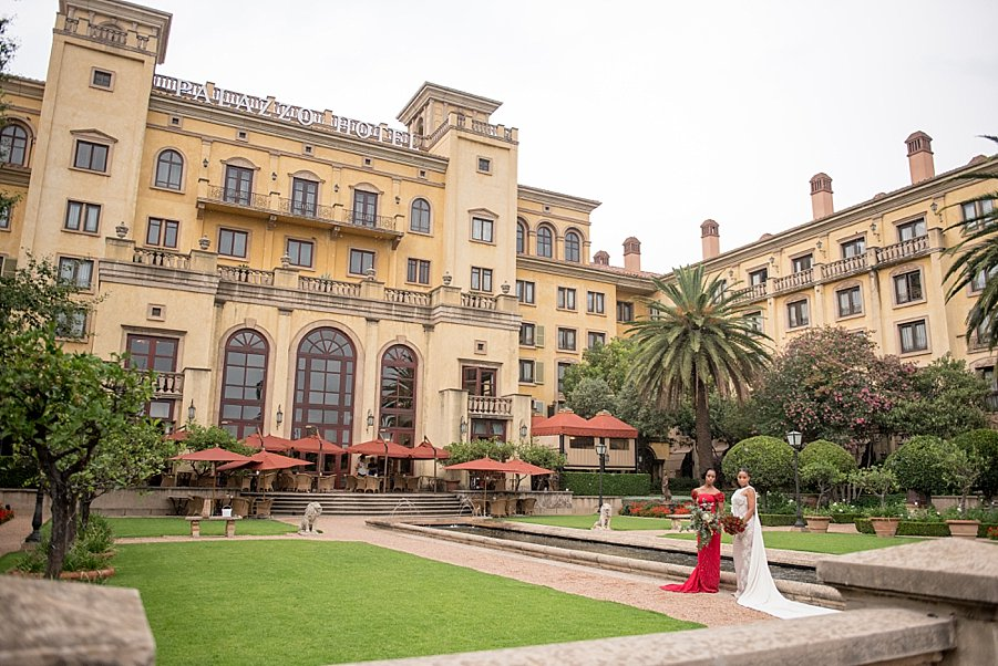 Wedding Editorial at The Palazzo MonteCasino – Johannesburg