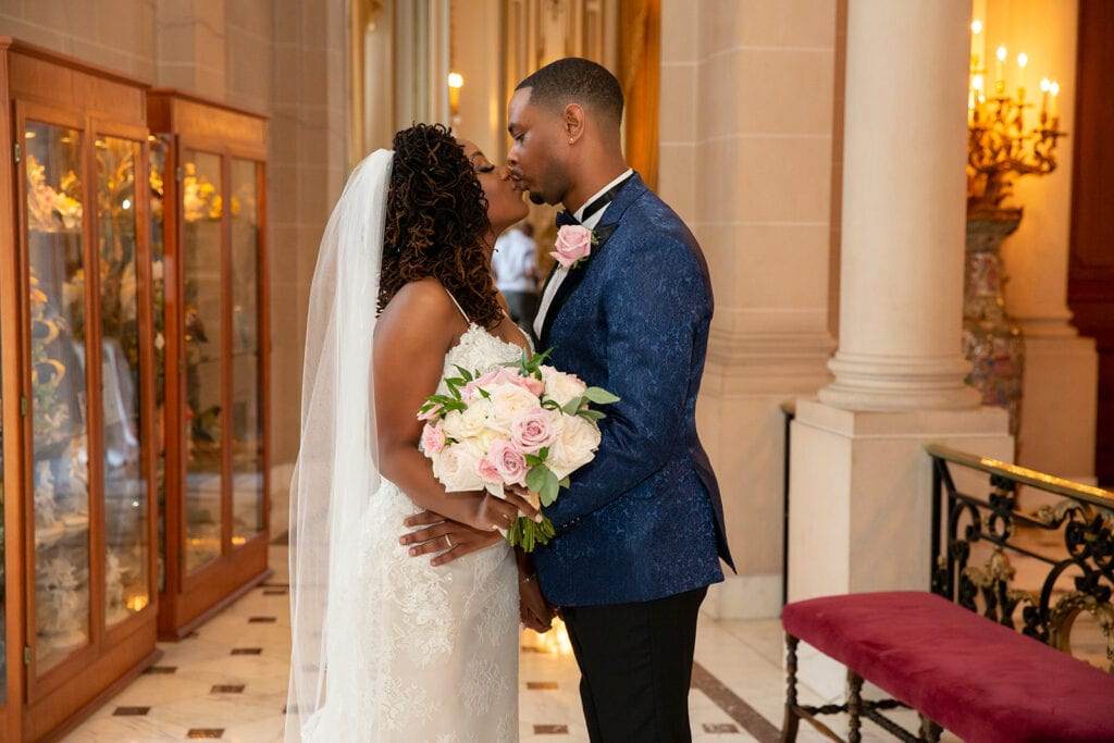 DC Micro Wedding at Perry Belmont House